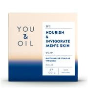 You & Oil Nourish & Invigorate Soap for Men 100g