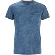 Camiseta Threadbare Eureka - Hombre - Azul denim