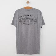 Uppercut Union T-Shirt - Gray/Black Print