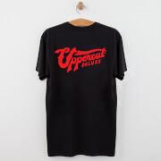 Uppercut Stay Bold Skull T-Shirt - Black/Red Print