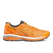 Asics Men's GT 2000 5 Running Shoes - Orange/Dark Grey