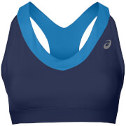 Asics Women's Race Sports Run Bra - Indigo Blue