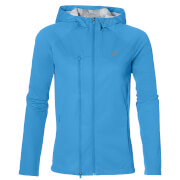 Asics Women's Accelerate Run Jacket - Diva Blue