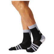 adidas Men's Infinity 13 Cycling Socks - Black/White