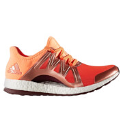 adidas Women's Pure Boost Xpose Running Shoes - Energy Red