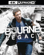 The Bourne Legacy - 4K Ultra HD
