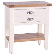 Vancouver Expressions Linen Console Table