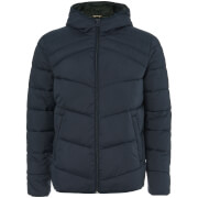 Jack & Jones Men's Originals Landing Puffer Jacket - Total Eclipse
