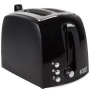 Russell Hobbs 22601 Textures 2 Slice Toaster - Black