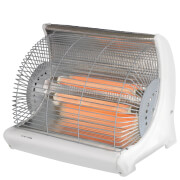 Tefal HL02 2 Bar Electric Heater - White