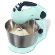 Breville VFP061 Pick Mix Stand Hand Mixer - Blue