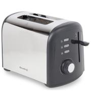 Breville VTT375 StainlessSteel 2 Slice Toaster - Stainless Steel