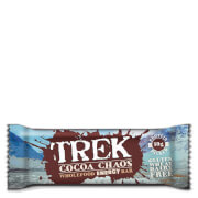 Trek Cocoa Chaos Natural Energy Bar