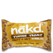 Nakd Toffee Treat Nibble Bits - 40g