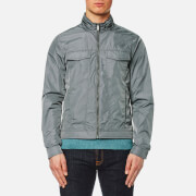 Michael Kors Men's Hybrid Trucker Jacket - Storm
