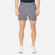 Michael Kors Men's Printed Board Shorts - Midnight