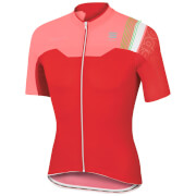 Sportful BodyFit Pro Race Short Sleeve Jersey - Red/Pink