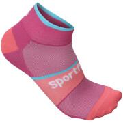 Sportful Women's Cometa 3 Socks - Pink/Turquoise