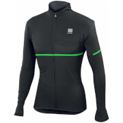 Sportful Giara Jacket - Black/Green