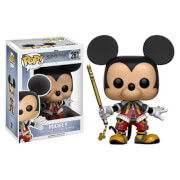 Kingdom Hearts Mickey Pop! Vinyl Figur