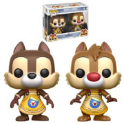 Kingdom Hearts Chip and Dale Pop! Vinyl Figur 2-Pack