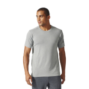 adidas Men's Freelift Prime T-Shirt - Core Heather