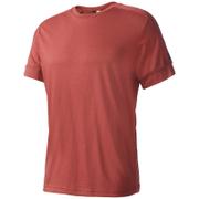 adidas Men's ID Stadium T-Shirt - Mystery Red