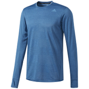 adidas Men's Supernova Long Sleeve Running Top