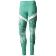 adidas Women's Ultimate Wow Tights - Core Green