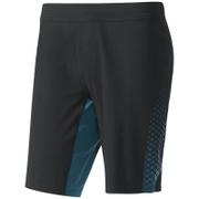 adidas Men's Crazy Train Shorts - Black