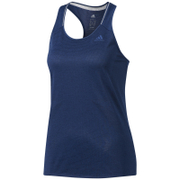 adidas Women's Supernova Running Tank Top - Mystery Blue