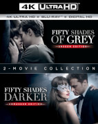 Fifty Shades Darker + Fifty Shades of Grey - 4K Ultra HD - Double Pack (Digital Download)