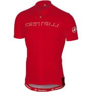 Castelli Prologo V Jersey - Red