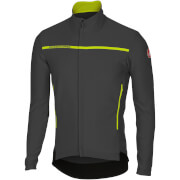Castelli Perfetto Long Sleeve Jersey - Anthracite