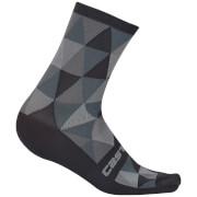 Castelli Fausto Socks - Multicolour Grey