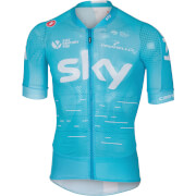 Team Sky Climbers 2.0 Jersey - Sky Blue