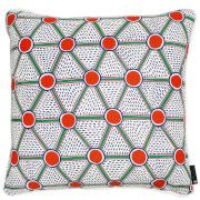 HAY Embroidered Cushion - Cells