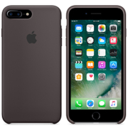 Apple iPhone 7 Plus Silicone Case - Cocoa
