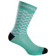 Bianchi Cesere Socks - Green/White