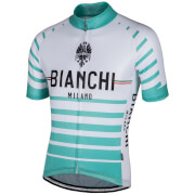 Bianchi Albatros Short Sleeve Jersey - Green