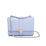 Aspinal of London Women's Lottie Bag - Misty Blue