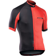 Northwave Blade 2 Jersey - Red/Black