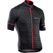 Northwave Palm Beach Jersey - Black