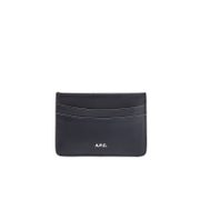 A.P.C. Men's Porte Cartes Card Holder - Dark Navy