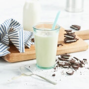 Meal Replacement Cookies & Cream Shake