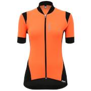 Santini Women's Wave Jersey - Orange