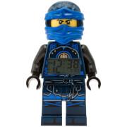 LEGO ® Ninjago: ime Twins Jay Minifiguren-Uhr mit Wecker