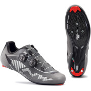 Northwave Evolution Plus Cycling Shoes - Reflective Black