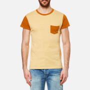 Levi's Vintage Men's 1950's Sportswear T-Shirt - Banana/Peanut