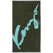 KENZO Signe Beach Towel - Khaki